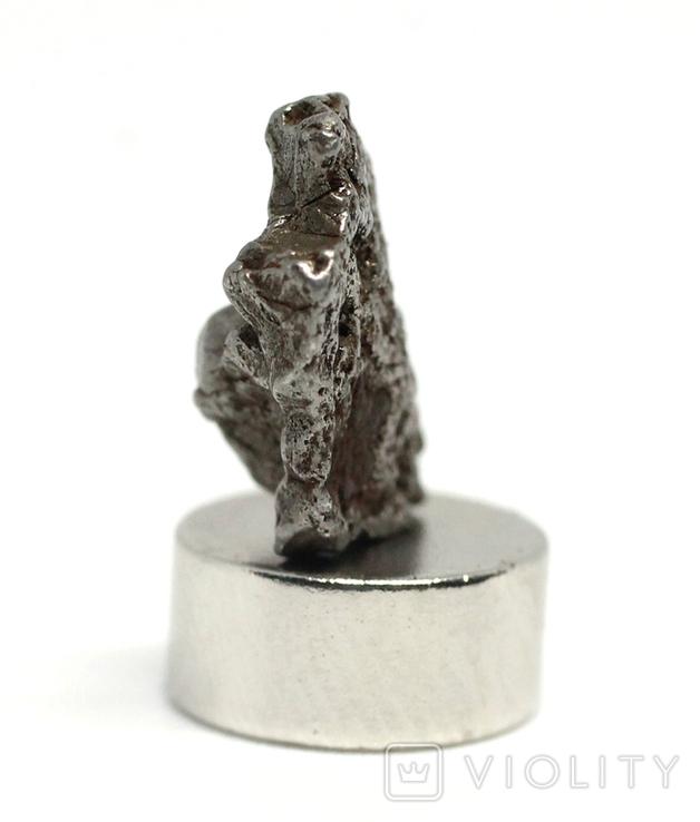 Залізний метеорит Campo del Cielo, 1,4 грам, із сертифікатом автентичності, фото №6