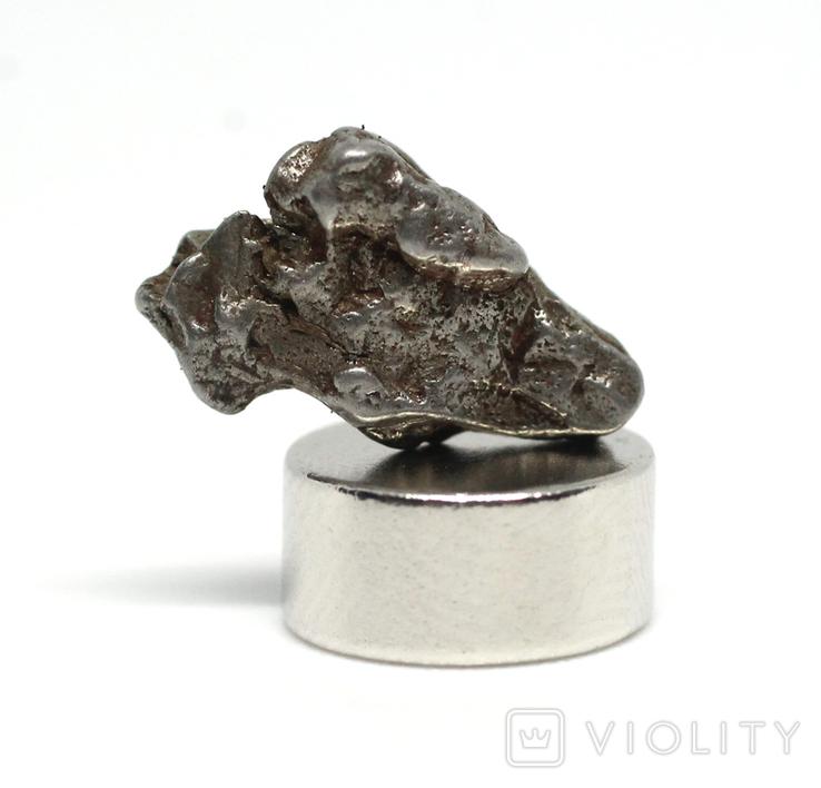 Залізний метеорит Campo del Cielo, 1,3 грам, із сертифікатом автентичності, фото №8