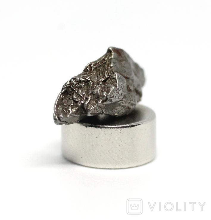 Залізний метеорит Campo del Cielo, 1,3 грам, із сертифікатом автентичності, фото №9