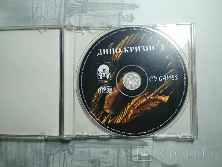 Игры диски Пс1 Playstation 1 onedino crysis 2 дино кризис, фото №3
