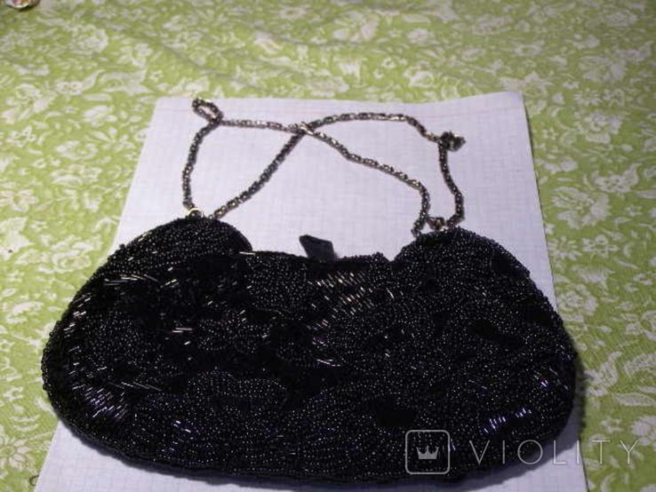 Женская сумочка бисер, фото №2