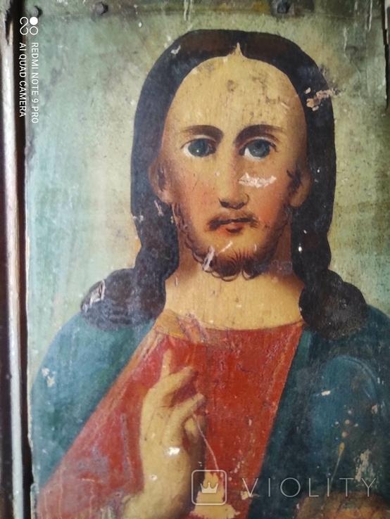 Икона. Господь Вседержитель, фото №6