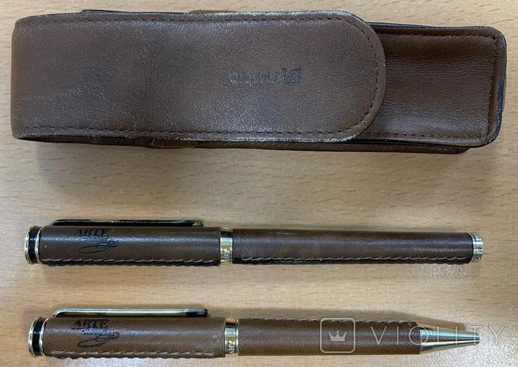 Набор: перьевая и шариковая ручка, фото №5