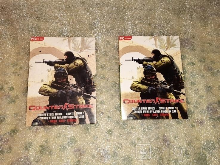 Диск Counter Strike, фото №2