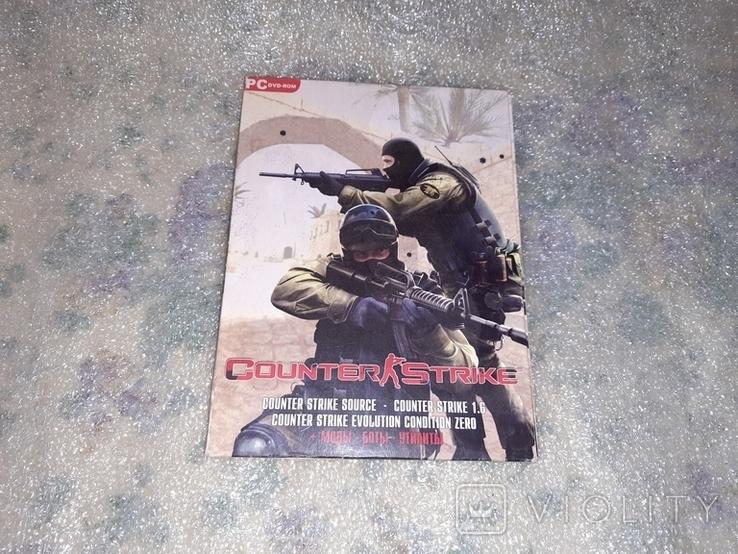 Диск Counter Strike, фото №4
