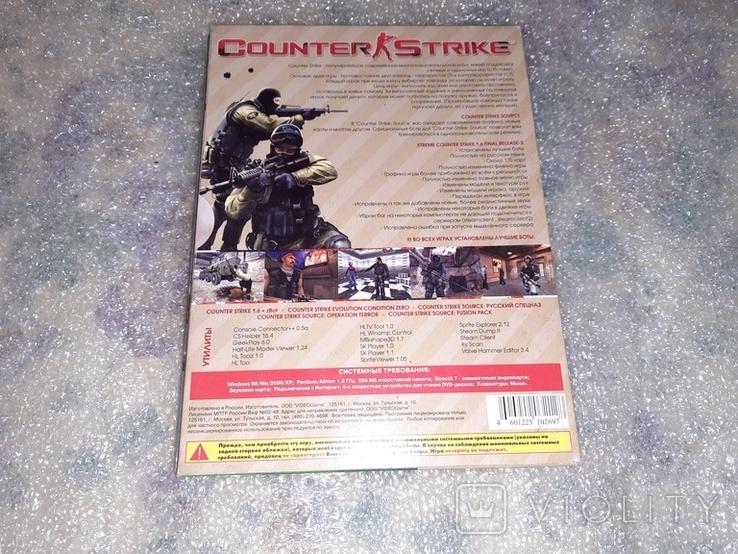 Диск Counter Strike, фото №5