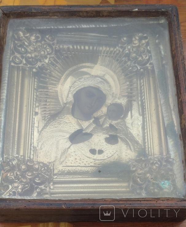 Старинная икона., фото №3