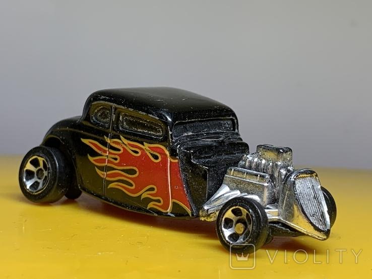 Tonka Maisto 2000 Collection 2 #29 1934 Ford Hot Rod, фото №2