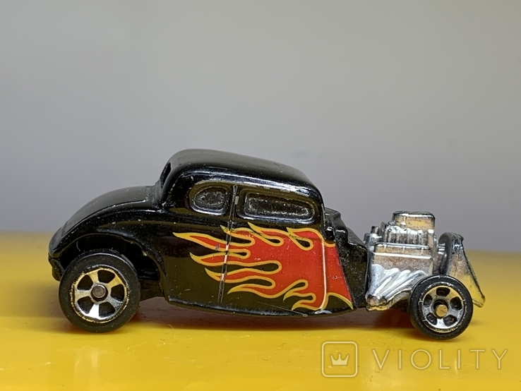 Tonka Maisto 2000 Collection 2 #29 1934 Ford Hot Rod, фото №3