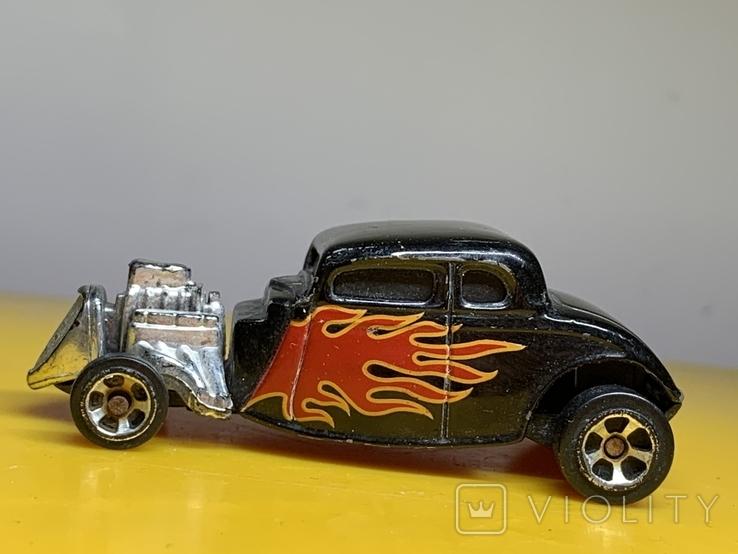 Tonka Maisto 2000 Collection 2 #29 1934 Ford Hot Rod, фото №4