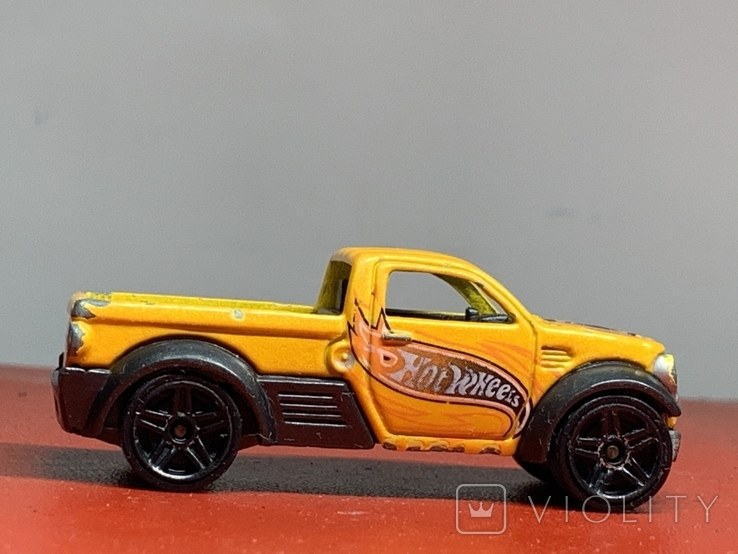 Dodge M80 Hot Wheels, фото №3