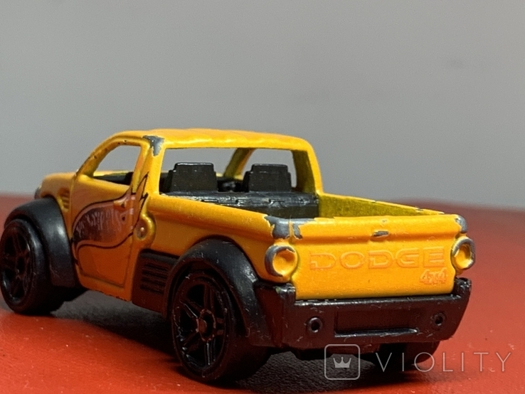 Dodge M80 Hot Wheels, фото №5