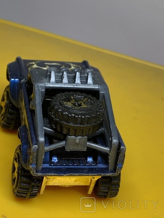 Hot Wheels Custom Ford Bronco Treasure Hunt, фото №6