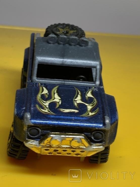 Hot Wheels Custom Ford Bronco Treasure Hunt, фото №7