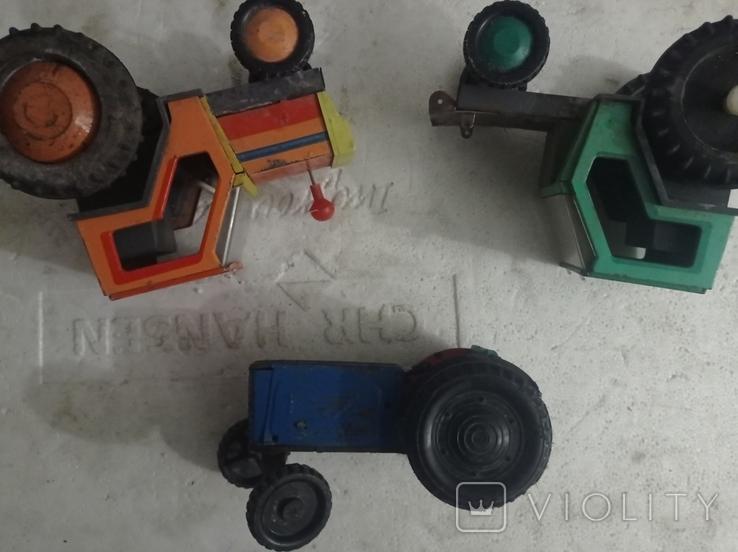 Три трактора Киевский завод., фото №7