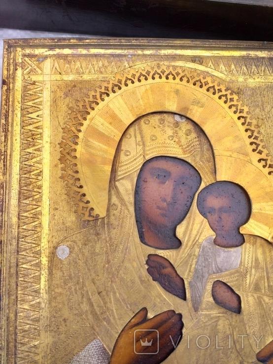 Пара Икон Воскресенье Христово и Богородица, фото №10