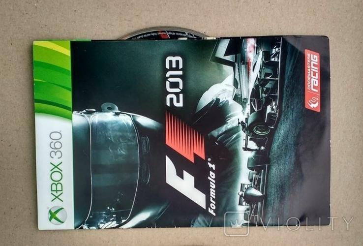 F1 2013 (Xbox 360), фото №3