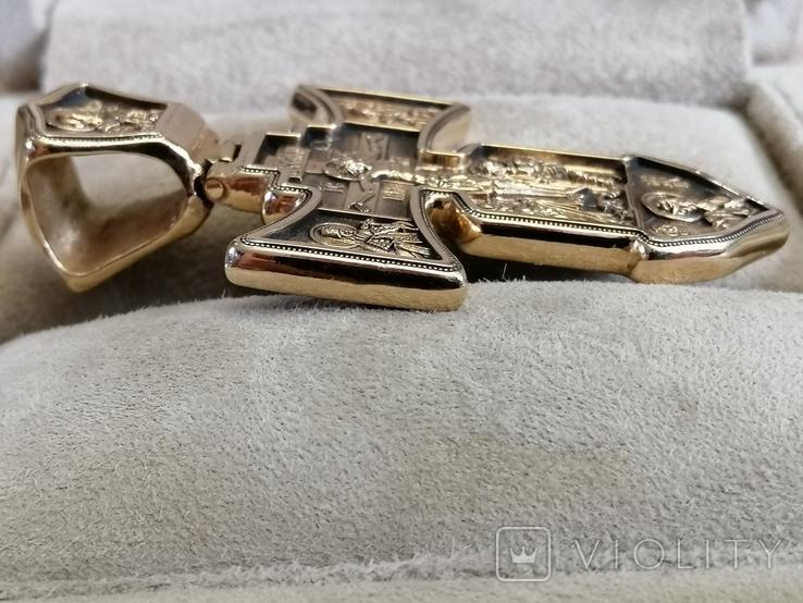 Крест Православный 585, фото №13