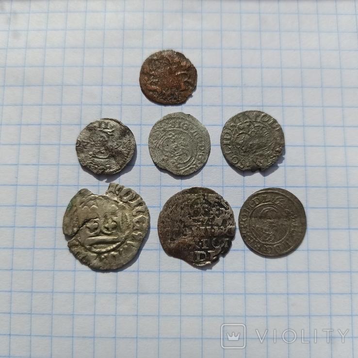 Монети Польщі (срібло)!, фото №2