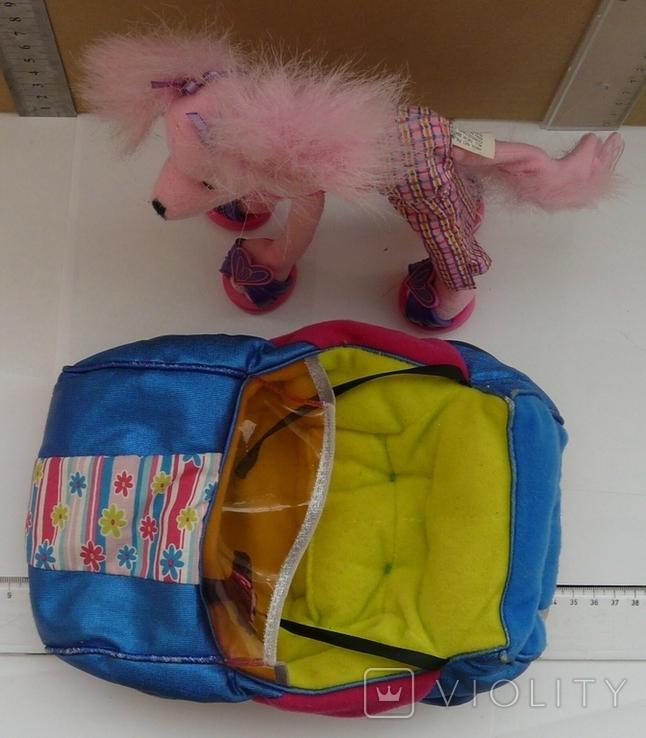 Машинка з собакою для барбі Barbie MATTEL 2002 EL SEGUNDO, фото №7
