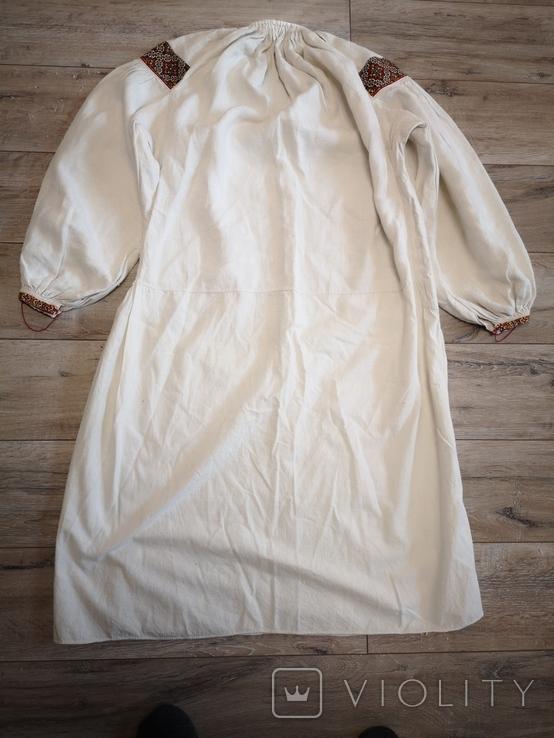 Традиційна сорочка с.Космач р.S зшита вручну, фото №5