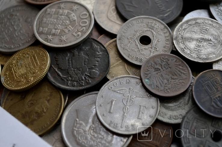 Монети країн світу з початку 19 ст., фото №3