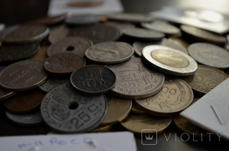 Монети країн світу з початку 19 ст., фото №7