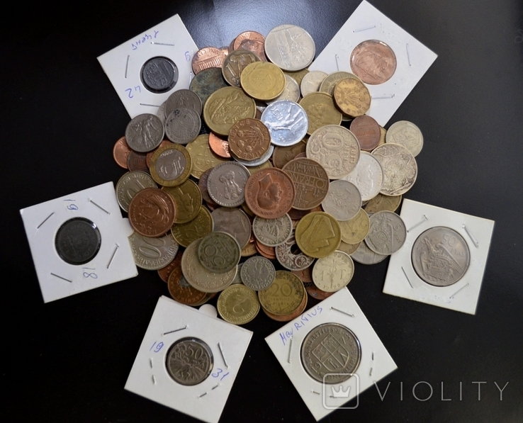 Монети різні, фото №2