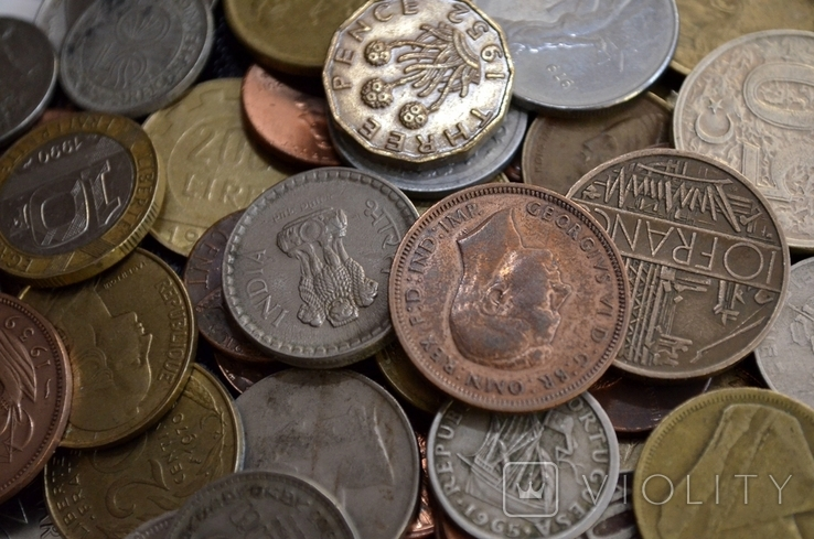 Монети різні, фото №7