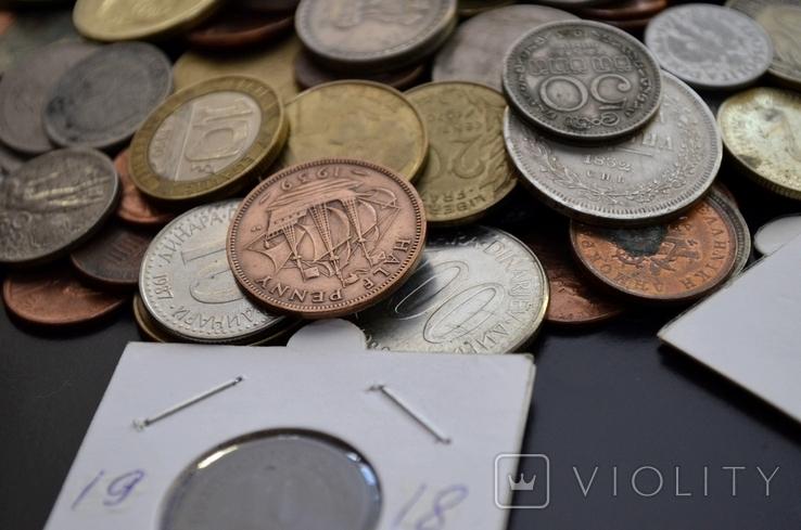 Монети різні, фото №8