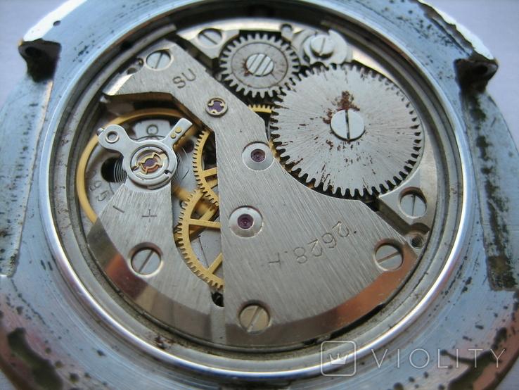 Часы Ракета Города, фото №6