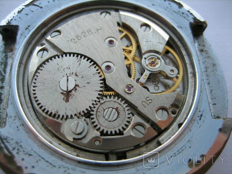 Часы Ракета Города, фото №7