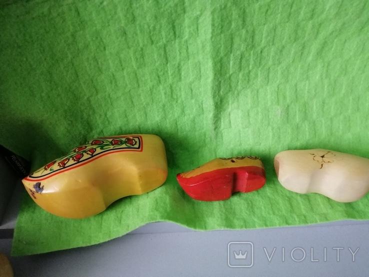 Сабо (дерев'яні туфельки) Голандія, фото №8