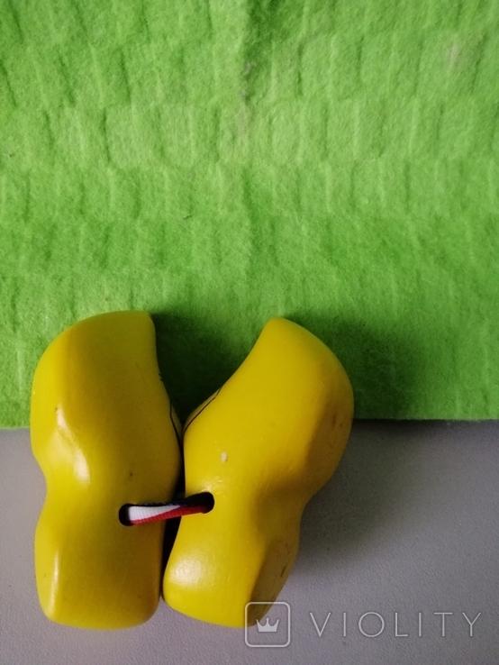 Сабо (керамічні туфлі) Голландія, фото №4
