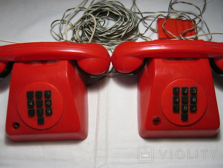 Детские телефоны, 1981 год, фото №2
