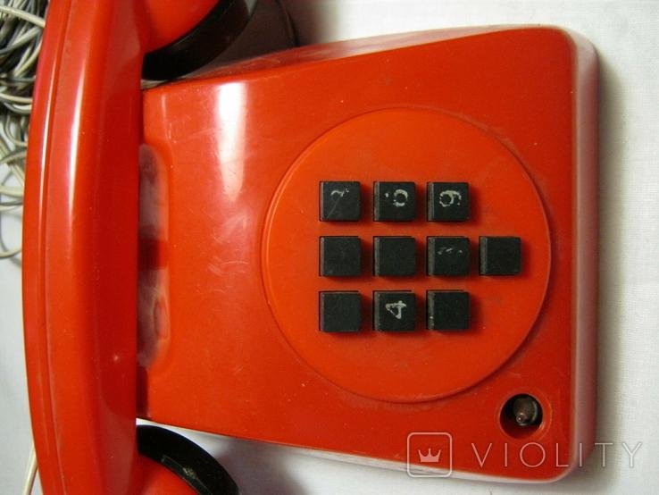 Детские телефоны, 1981 год, фото №4