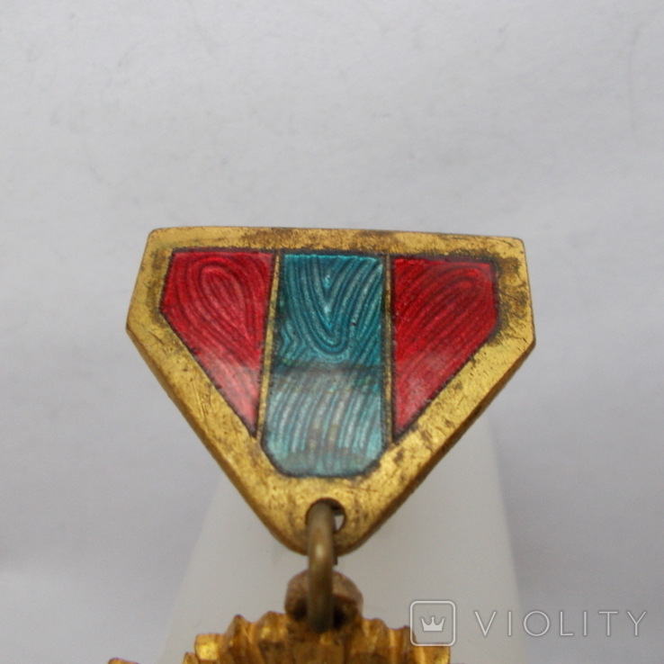 Монголия. Медаль. За победу над Японией. № 45 832, фото №5