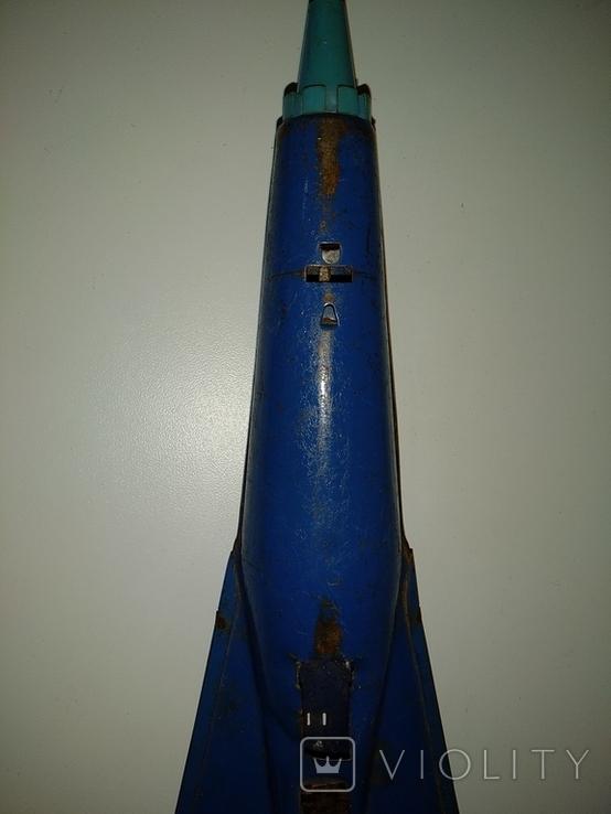 Ракета Старт- 1. Инерционная машинка., фото №5