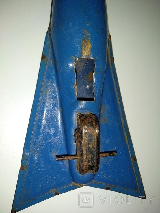 Ракета Старт- 1. Инерционная машинка., фото №6