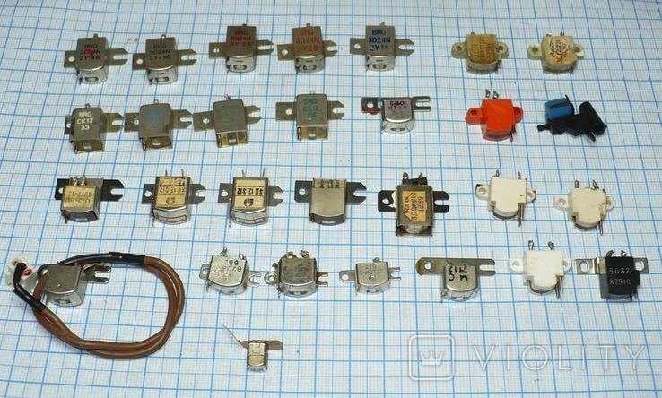 Головки магнитные для магнитофонов., фото №2