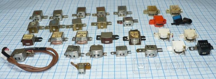 Головки магнитные для магнитофонов., фото №4