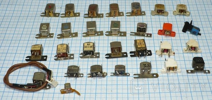 Головки магнитные для магнитофонов., фото №7