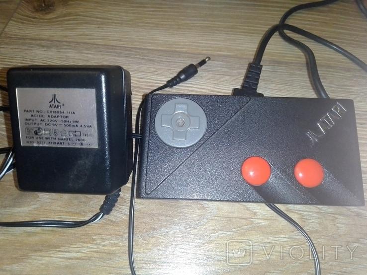Игровая приставка Atari 2600 оригинал, фото №12