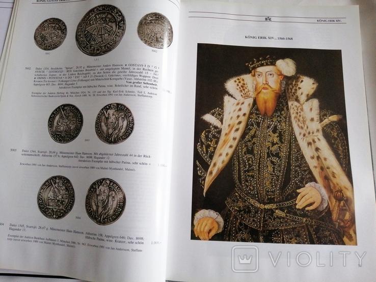 Аукцион №196, 2011г.,Kunker. Швеция и её владения. Коллекция Юлиуса Хагандера., фото №3