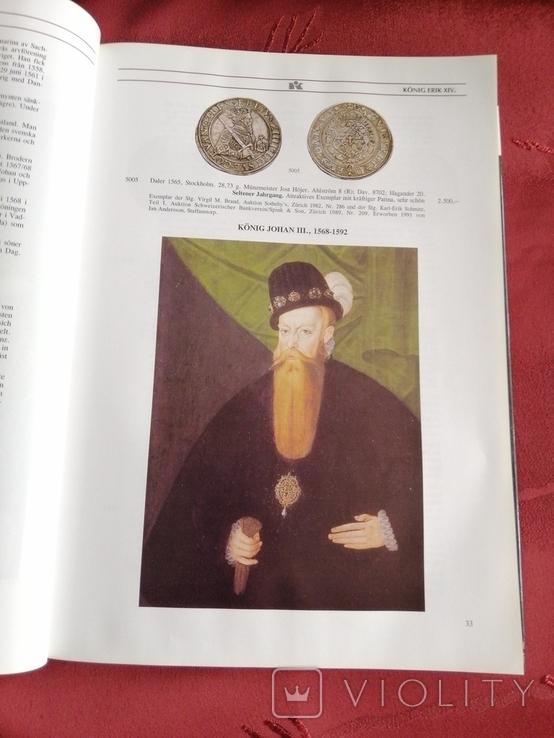 Аукцион №196, 2011г.,Kunker. Швеция и её владения. Коллекция Юлиуса Хагандера., фото №4