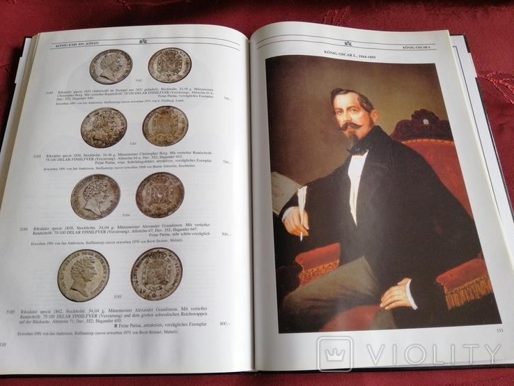 Аукцион №196, 2011г.,Kunker. Швеция и её владения. Коллекция Юлиуса Хагандера., фото №9