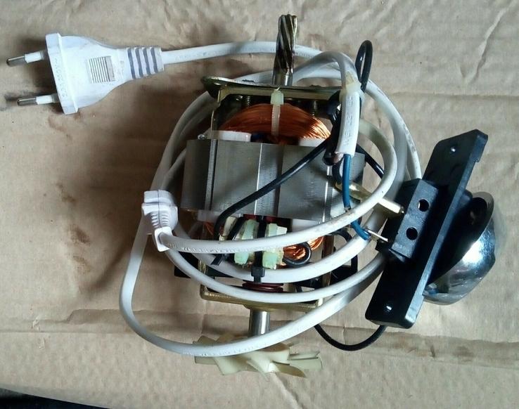 Мотор мясорубки Startex
