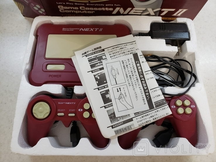 Клон Nintendo Famicom, фото №5