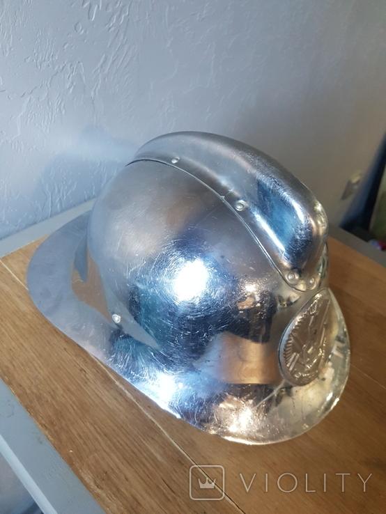 Шлем пожарного сср, фото №3