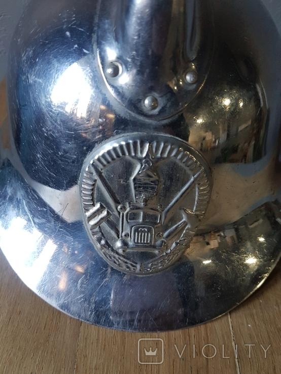 Шлем пожарного сср, фото №4